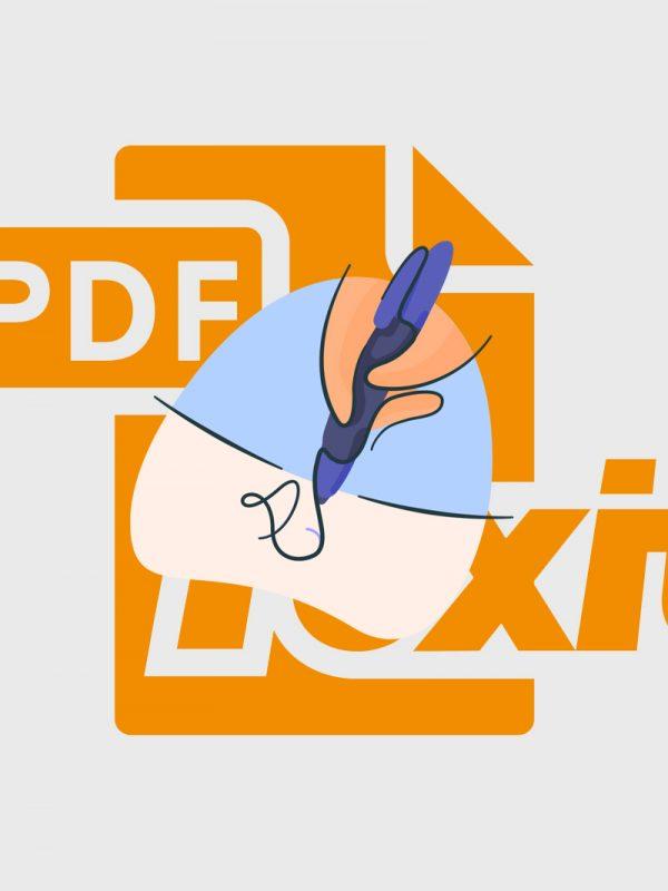 Tanda Tangan Digital PDF Menggunakan Foxit Reader